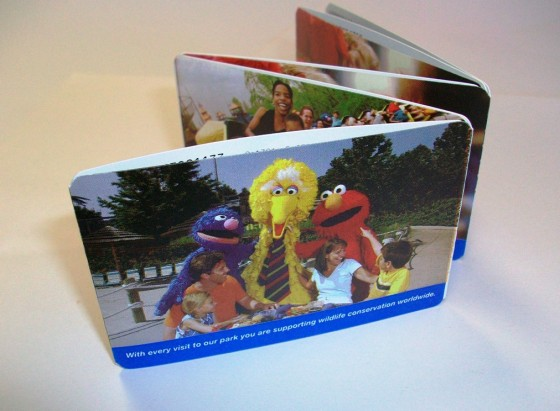 Sesame Place Admission Passes