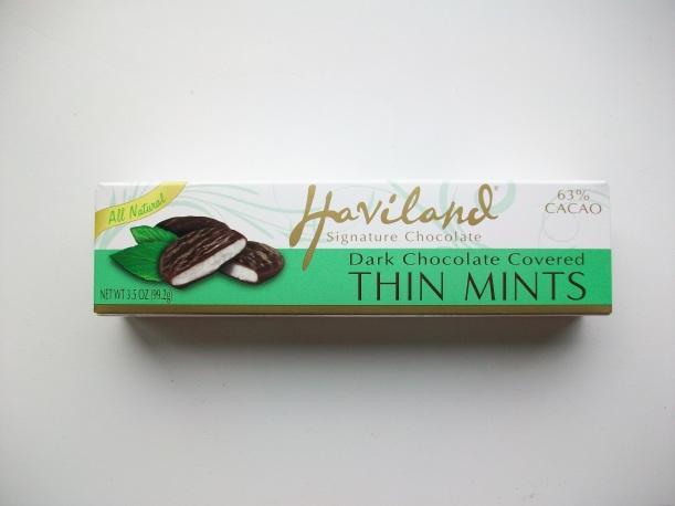 Haviland Thin Mints