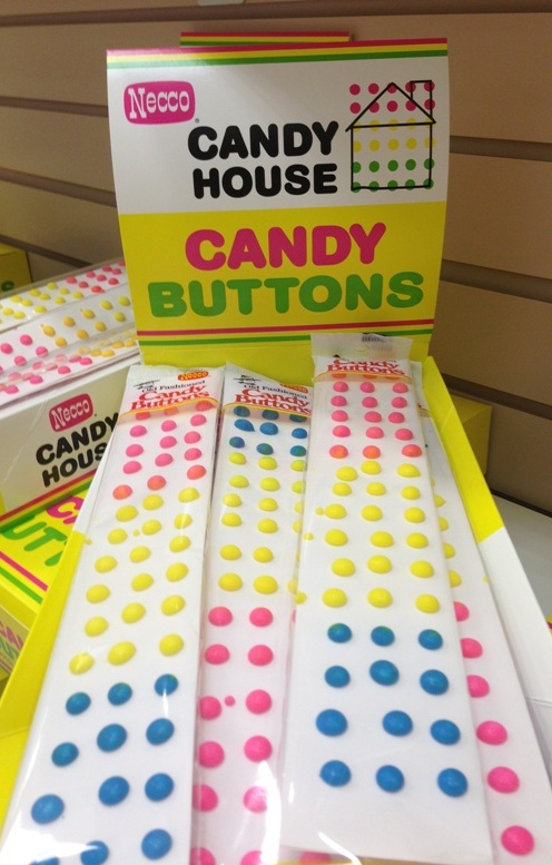 CandyButtons